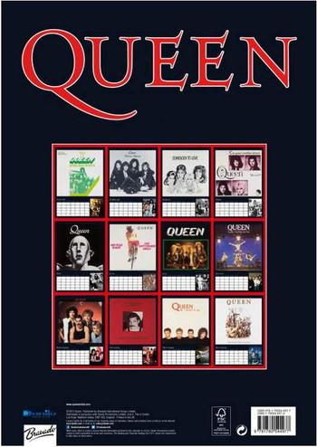 Queen2014calendar_b