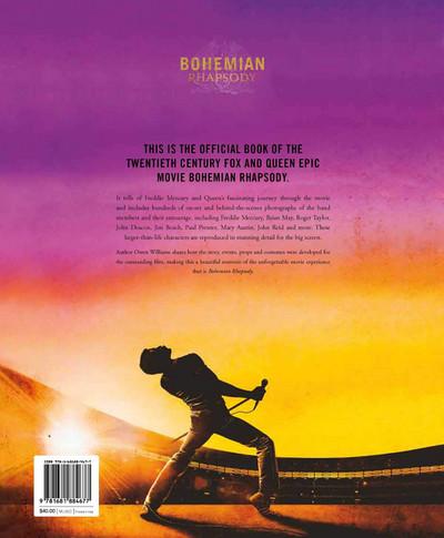 Bohemianrhapsodymoviebook