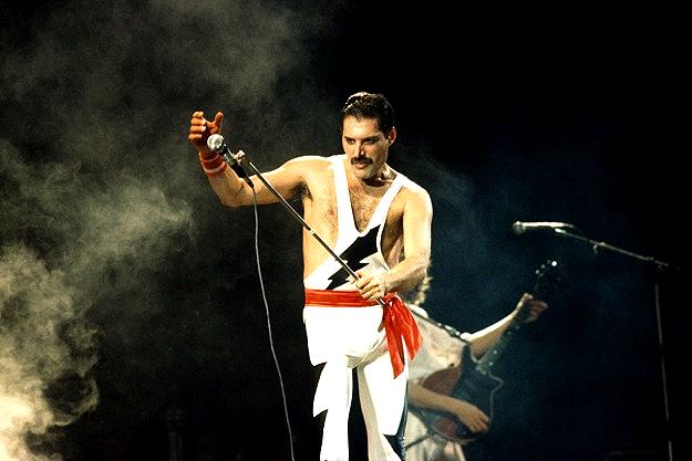 Freddiemercuryin1984